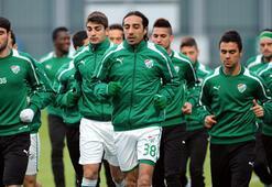 Bursaspor, Eskişehirspor maçı hazırlıklarına başladı