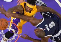 Thunder, Lakersı Durantsız devirdi