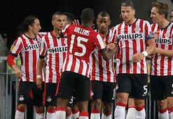PSV Eindhoven devreye lider girdi