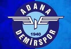 Adana Demirspordan 4 yıllık imza