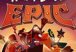 Angry Birds Epic Geldi, Kaçırmayın