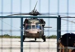 Yunanistan'a helikopterle kaçan darbeciler: Yaralı taşıyorduk