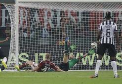 Juventus, Milanı Tevezle yıktı