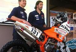 Castrol KTM Dakar Takımı Start'a Hazır