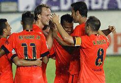 Barcelonadan şov: 0-5