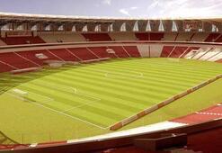 Dünya Kupası stadına resmi açılış