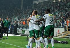 Bursaspor - Ç.Rizespor: 2 - 0