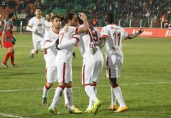 Diyarbakır Büyükşehir Belediyespor - Galatasaray: 1-4