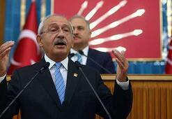 CHP Lideri Kılıçdaroğlu parti grubunda konuştu