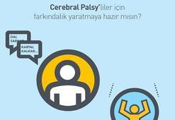 Cerebral Palsy'li çocuklar için zıpla