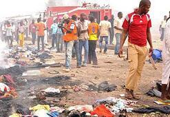 Nijerya şokta Bombalı saldırı...