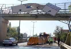 İstanbul'da damper faciasına kıl payı