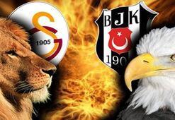 Galatasaray Beşiktaş maçı ilk 11leri (GS - BJK maçı izle)