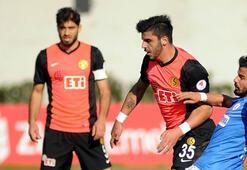 Balçova Yaşamspor-Eskişehirspor: 1-2