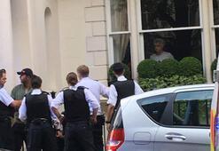 Mourinhonun evini soymak isteyen hırsız tutuklandı