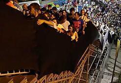 Maracanada merdivenler her an çökebilir