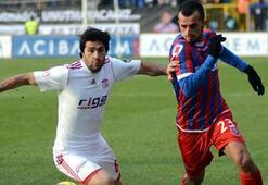 K.Karabükspor-Sivasspor: 1-0
