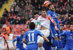Samsunspor-Gaziantep B.B.: 0-3