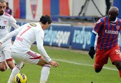 Sivasspor, ligde puanı unuttu
