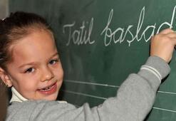 15 tatil ne zaman başlıyor Okullar ne zaman tatil olacak