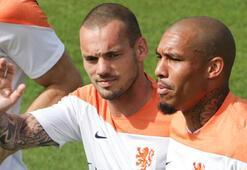 Sneijderden ayrılık sözleri