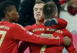Bayern ilk yarıyı lider tamamladı