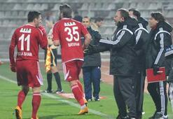 Sivasspor - Gaziantep BBSK: 4-0