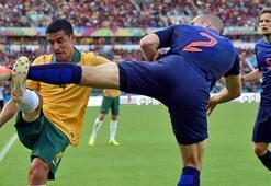 Hollanda Avustralyaya acımadı