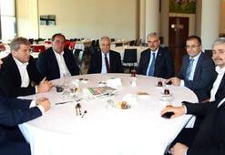 Bursaspor, TFF ile bir araya geldi