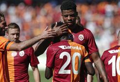Galatasaray kupaya doğru