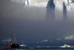 Gemilerin korkulu rüyası... Paristen 60 kat büyük
