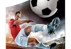 Dünya Kupası'na bir de LG TV'lerin gözünden bakın