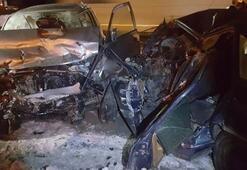 Trabzonda trafik kazası: 4 ölü, 3 yaralı