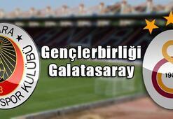 Gençlerbirliği  Galatasaray: 1-1