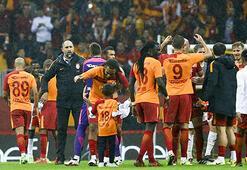Galatasaray zorlu dönemeçte