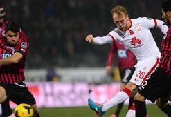 Gençlerbirliği - Galatasaray: 1-1