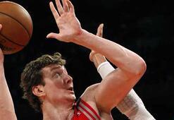 Ömerli Rockets, Knickse ilki yaşattı