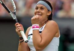 2013 Wimbledon şampiyonu Bartolinin son hali şok etti