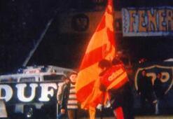 O bayrağı Fenerbahçe Stadına diktim çünkü...