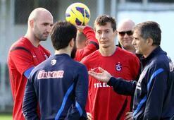 Trabzonsporda ilk yolcular belli oldu