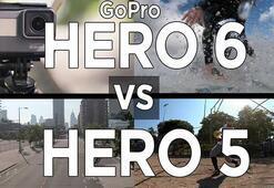 GoPro Hero 6 ile Hero 5 karşı karşıya Hangisi daha iyi