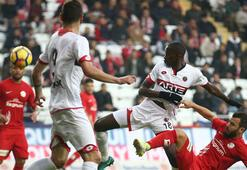 Antalyaspor 1 - 1 Gençlerbirliği