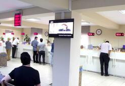 Vergi dairelerine bankacılık modeli geliyor