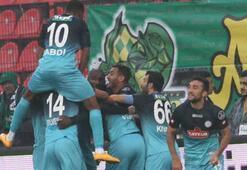 Akhisar Belediyespor-Çaykur Rizespor: 0-4