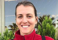 Allie Quigley, İstanbula geldi
