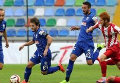 SAİ Kayseri Erciyesspor, Türkiye Kupasından elendi