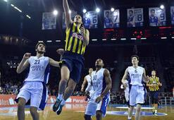 Anadolu Efes - Fenerbahçe Ülker: 85-67