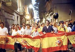 Katalonya bağımsızlığını ilan ediyor