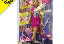 Barbie saç tasarım stüdyosu