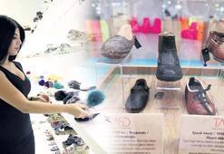 10 bin model ayakkabı görücüye çıktı